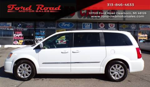 2014 Chrysler Town and Country for sale at Ford Road Motor Sales in Dearborn MI