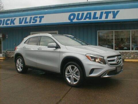 2015 Mercedes-Benz GLA for sale at Dick Vlist Motors, Inc. in Port Orchard WA