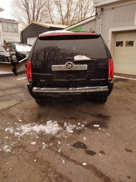 2007 Cadillac Escalade AWD 4dr SUV - Pittsfield MA