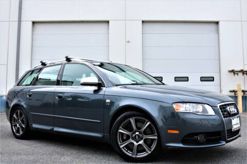 2007 Audi S4 for sale at Chantilly Auto Sales in Chantilly VA