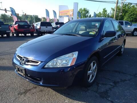 2005 Honda Accord for sale at P J McCafferty Inc in Langhorne PA