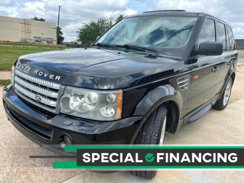 2007 Land Rover Range Rover Sport for sale at Automay Car Sales in Oklahoma City OK