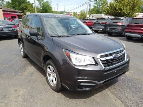 2018 Subaru Forester for sale at RS Motors in Falconer NY