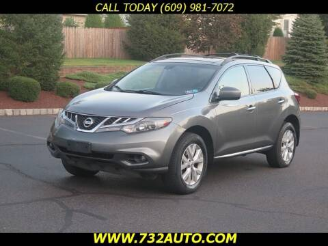 2014 Nissan Murano for sale at Absolute Auto Solutions in Hamilton NJ