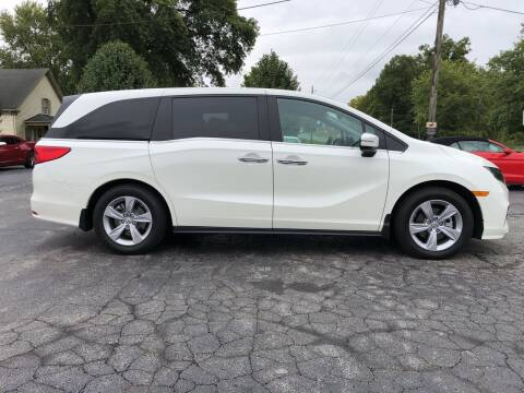2019 Honda Odyssey for sale at Westview Motors in Hillsboro OH
