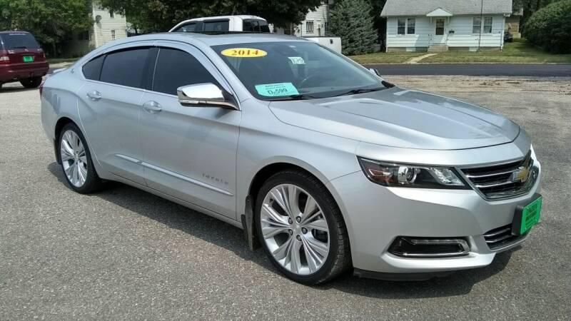 2014 Chevrolet Impala for sale at Unzen Motors in Milbank SD