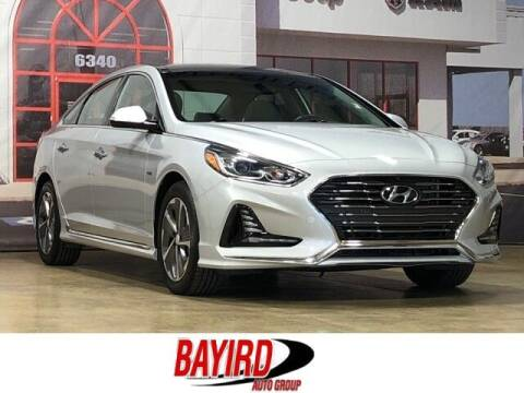 2018 Hyundai Sonata Hybrid for sale at Bayird Truck Center in Paragould AR