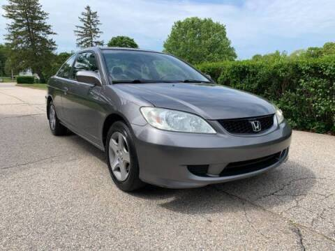 2005 Honda Civic for sale at 100% Auto Wholesalers in Attleboro MA