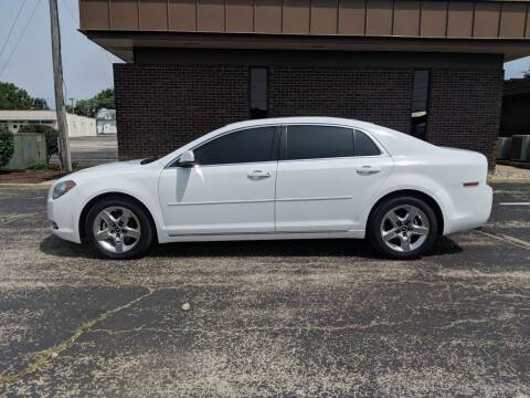 2010 Chevrolet Malibu for sale at Casey Classic Cars in Casey IL