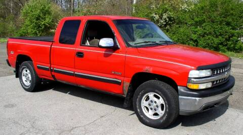 2002 Chevrolet Silverado 1500 for sale at Angelo's Auto Sales in Lowellville OH