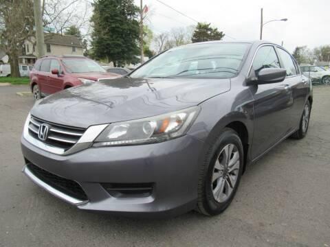 2014 Honda Accord for sale at PRESTIGE IMPORT AUTO SALES in Morrisville PA