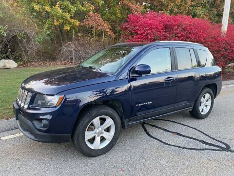 2015 Jeep Compass for sale at Padula Auto Sales in Braintree MA