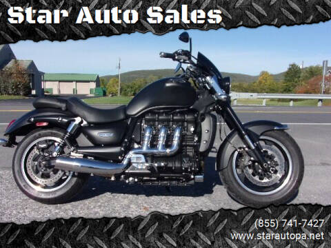 2014 Triumph ROCKET for sale at Star Auto Sales in Fayetteville PA