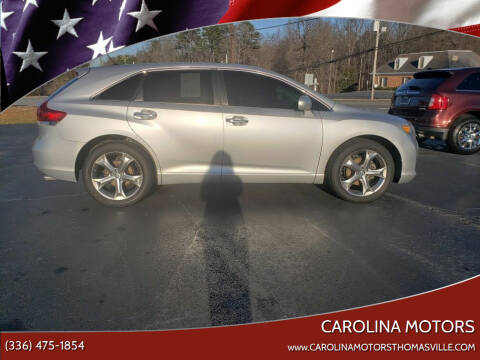 2011 Toyota Venza for sale at CAROLINA MOTORS in Thomasville NC