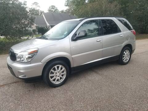 2006 Buick Rendezvous for sale at J & J Auto Brokers in Slidell LA