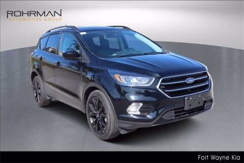 2018 Ford Escape for sale at BOB ROHRMAN FORT WAYNE TOYOTA in Fort Wayne IN