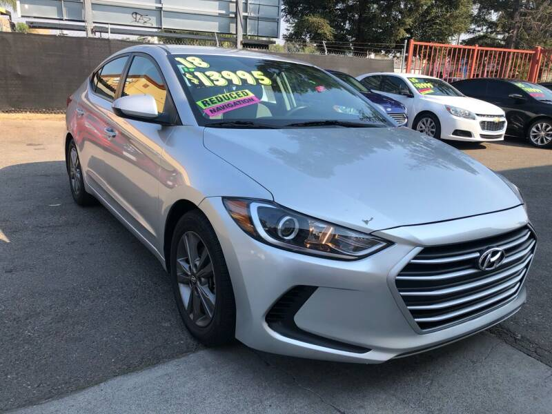 2018 Hyundai Elantra for sale at AUTOMEX in Sacramento CA
