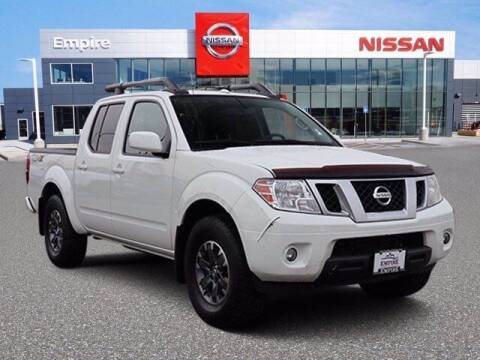 2017 Nissan Frontier for sale at EMPIRE LAKEWOOD NISSAN in Lakewood CO