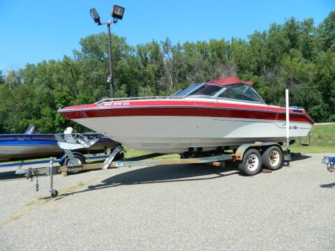 1987 Sea Ray Sorrento for sale at Triple R Sales in Lake City MN