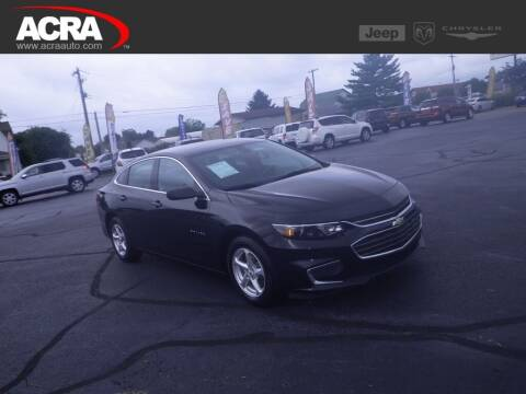 2017 Chevrolet Malibu for sale at BuyRight Auto in Greensburg IN