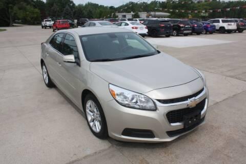 2016 Chevrolet Malibu Limited for sale at Sandusky Auto Sales in Sandusky MI