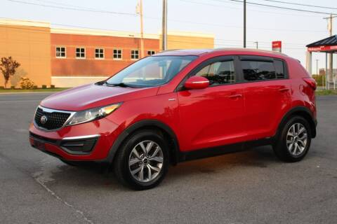 2014 Kia Sportage for sale at Crown Motors in Schenectady NY