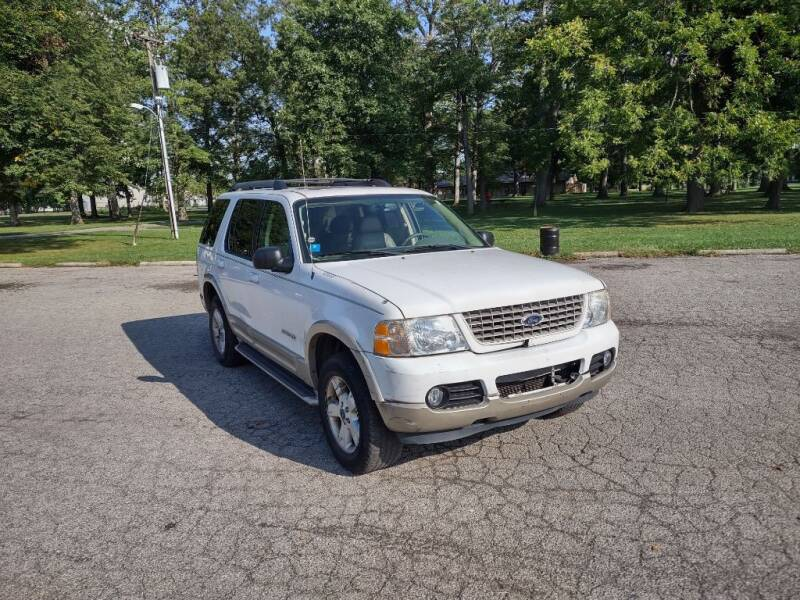 2005 Ford Explorer for sale at Flag Motors in Columbus OH