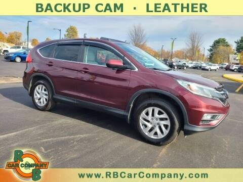 2015 Honda CR-V for sale at R & B Car Company in South Bend IN