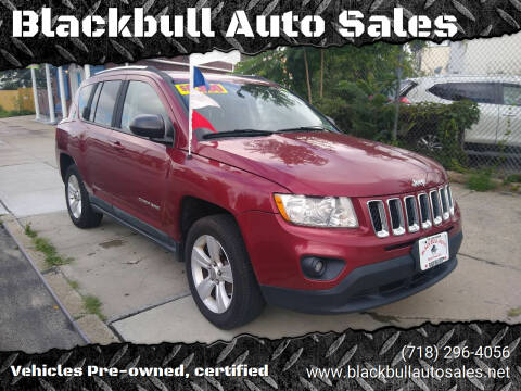 2011 Jeep Compass for sale at Blackbull Auto Sales in Ozone Park NY