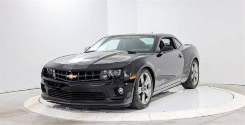2013 Chevrolet Camaro for sale at Mershon's World Of Cars Inc in Springfield OH