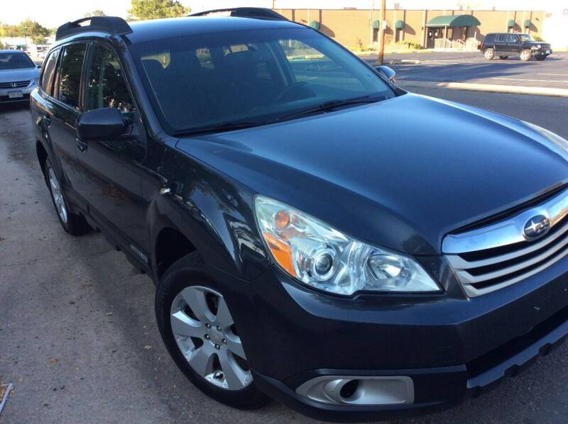 2011 Subaru Outback for sale at AROUND THE WORLD AUTO SALES in Denver CO