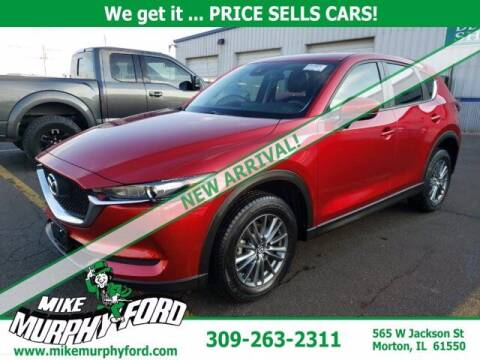 2017 Mazda CX-5 for sale at Mike Murphy Ford in Morton IL
