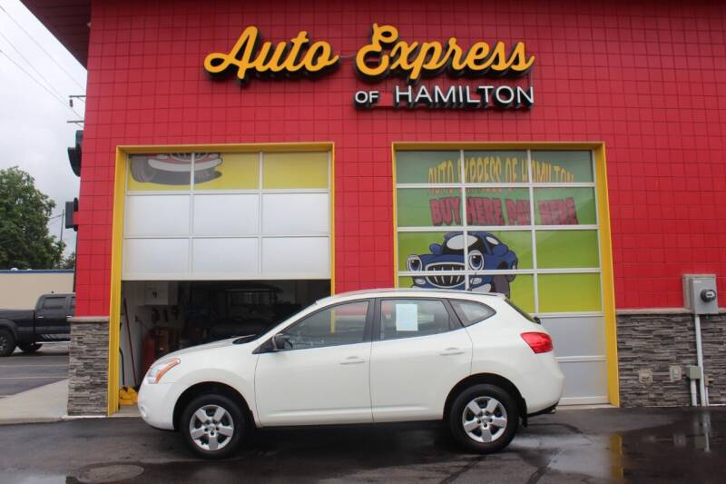 2009 Nissan Rogue for sale at AUTO EXPRESS OF HAMILTON LLC in Hamilton OH
