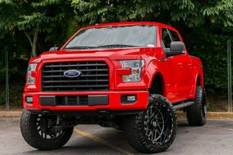 2017 Ford F-150 for sale at Gravity Autos Atlanta in Atlanta GA