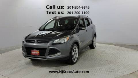 2014 Ford Escape for sale at NJ State Auto Used Cars in Jersey City NJ