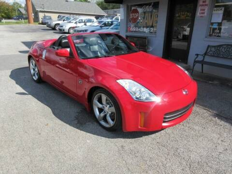 2006 Nissan 350Z for sale at karns motor company in Knoxville TN