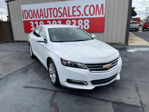 2020 Chevrolet Impala for sale at Auto Group South - Idom Auto Sales in Monroe LA
