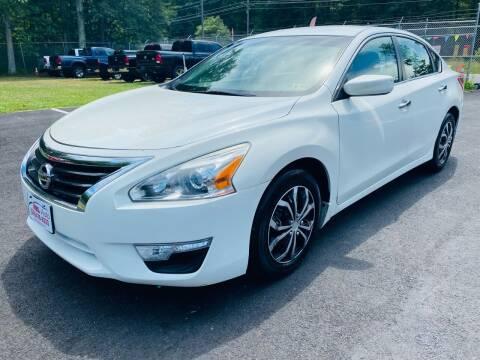 2013 Nissan Altima for sale at MBL Auto in Fredericksburg VA