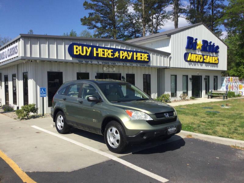 2008 Honda CR-V for sale at Bi Rite Auto Sales in Seaford DE