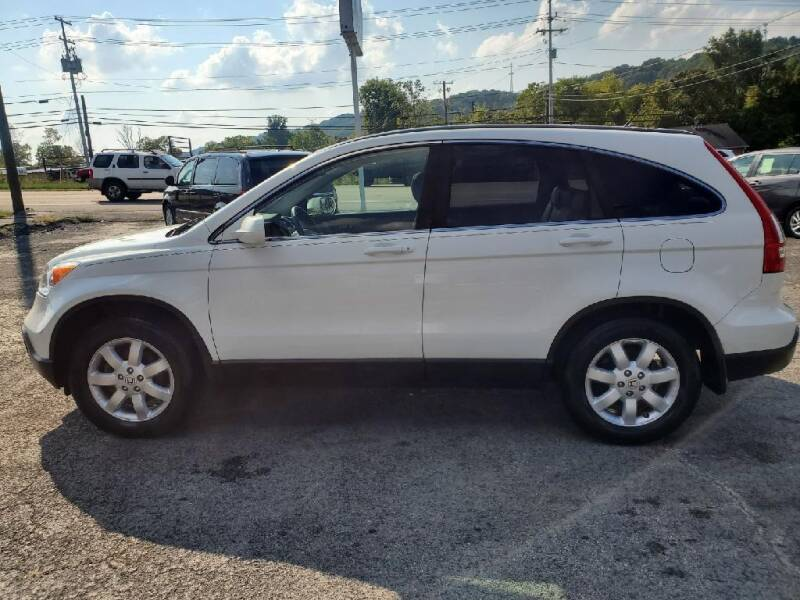 2008 Honda CR-V for sale at Knoxville Wholesale in Knoxville TN