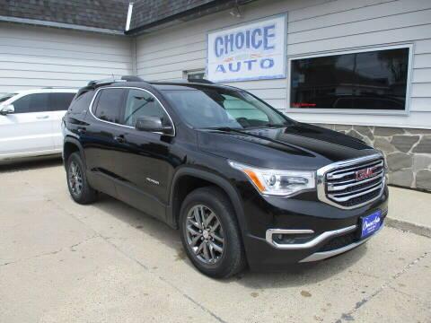 2017 GMC Acadia for sale at Choice Auto in Carroll IA