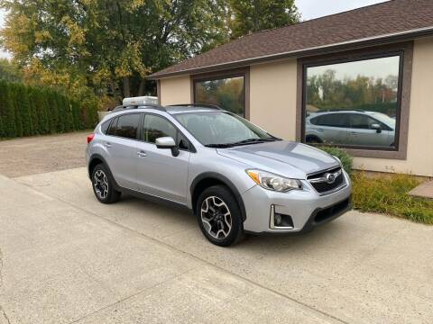 2017 Subaru Crosstrek for sale at VITALIYS AUTO SALES in Chicopee MA