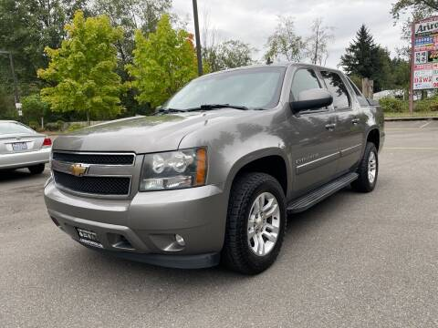 2007 Chevrolet Avalanche for sale at CAR MASTER PROS AUTO SALES in Lynnwood WA