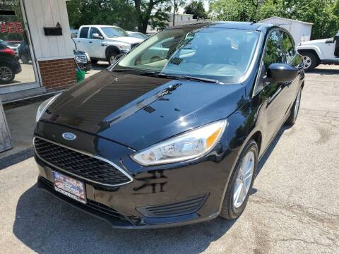 2018 Ford Focus for sale at New Wheels in Glendale Heights IL