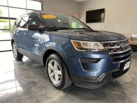2018 Ford Explorer for sale at Crossroads Car & Truck in Milford OH
