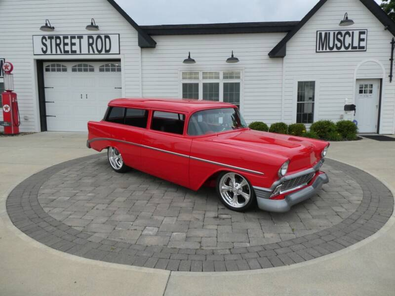 1956 Chevrolet 150 for sale in Newark, OH