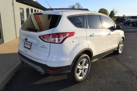 2015 Ford Escape for sale at Heritage Automotive Sales in Columbus in Columbus IN