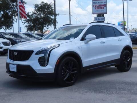 2019 Cadillac XT4 for sale at BIG STAR HYUNDAI in Houston TX