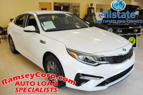 2020 Kia Optima for sale at Ramsey Corp. in West Milford NJ