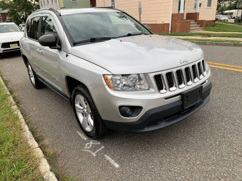 2011 Jeep Compass for sale at Big T's Auto Sales in Belleville NJ
